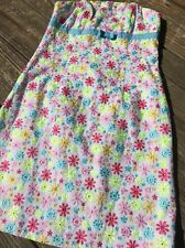LILLY PULITZER Heavily Embroidered Eyelet Dress Sz 2