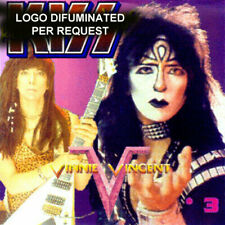 VINNIE VINCENT @DEMOS CD-3 RARE KISS !!! (Invasion/John Norum/Sleaze Rock/Metal)