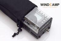 4 parts protect Cover case + heatsink  kits for ELECRAFT KX3 Transceiver + Bag