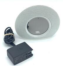 JBL Horizon Black Bluetooth Alarm Clock with USB Charging & Ambient Light NICE