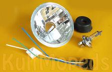 H4 Klarglas Reflektor pas f Simson S51 S70 S53 KR51 Schwalbe Halogen 12V Scheinw