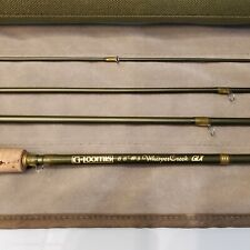 "G-Loomis Whisper Creek GLX Fly Rod FR1043-4 (8'8"" 3wt) Mint condition"