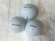 36 Titleist 2017/2018 Pro V1X Practice 5A/4A Mixed Golf Balls.