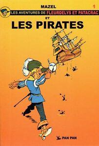 Fleurdelys et Patacrac (Les aventures de) - tome 1 :  et les pirates