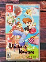 Umihara Kawase - Nintendo Switch - Region Free - Brand New - Sealed