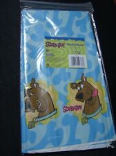Scooby Doo Plastic Table cover
