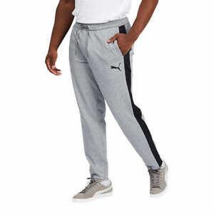 Puma Men's Training Pants - Gray (Select Size: S-XXL) Pockets Lightweight