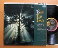 SP 8527 Bless This House Carmen Dragon 1960 STEREO Capitol Vinyl EXCELLENT
