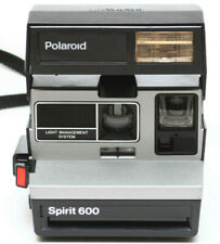 Polaroid Spirit 600 Instant Film Camera Made in UK 1980s Fully Operational