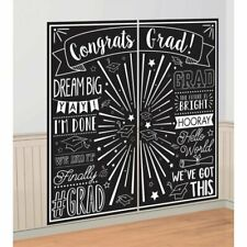 GRADUATION Selfie Photo Scene Setter Banner Party Wall Decoration