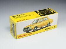 DINKY TOYS FRANCE (SPAIN) - 1424 - Renault 12 TL - Boite vide