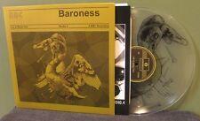 "Baroness ""Live at Maida Vale"" LP EP Clear /100 NM Mastodon Kylesa Converge Isis"