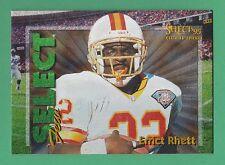 1995 Select Certified Edition Select Few Errict Rhett Buccaneers #12 /2250