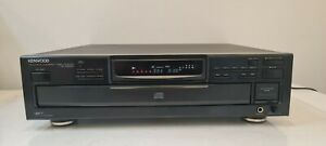 Kenwood DP-R4060 5 disc multi CD player with remote
