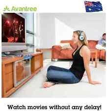 2x Avantree TV Saturn Pro Low Latency Transmitter Bluetooth Receiver Adapter AU