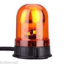 LED Car Vehicle Dual Flash Warning Light Beacon Strobe Emergency Alarm Lamp