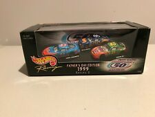 Hot Wheels Petty Racing 50th Anniversary Father's Day 3 Cars Target 1999 NEW box