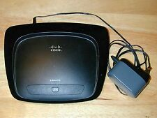 LinkSys Cisco WRT54G2 V1 Wireless-G Broadband Router 4-port Ethernet Network