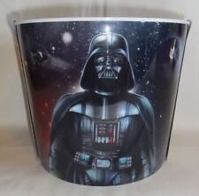 Star Wars DARTH VADER Limited Edition Popcorn Bucket 360 Screen Print NEW