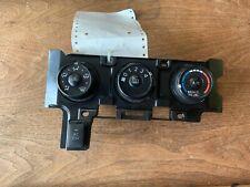 09 10 Pontiac Vibe Heater AC Control Unit 2.4L Tested Temp Control