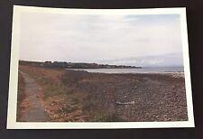 "PORT WILLIAM Wigtownshire VINTAGE 1964 PHOTOGRAPH 5"" x 3.5"" Scotland 484"