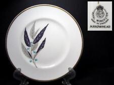 BEAUTIFUL ROYAL WORCESTER ARROWHEAD BREAD PLATE [6]
