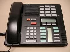 Five Refurbished Black Norstar M7310 Phones, Nortel NT8B20 (Northern Telecom)
