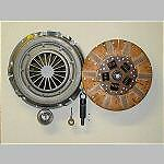 "Corvette Camaro Pontiac Chevy Heavy Duty Clutch Kit # HD 11"" DF"