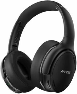 Mpow H19 IPO Headphone Over Ear Earphone ANC Bluetooth Hi-Fi Stereo Headset Mic