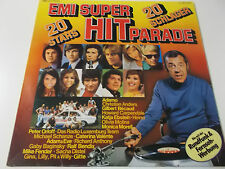 37200-EMI super-PARADE - 1975 VINILE LP (Ralf Bendix Mike Fender Heino)