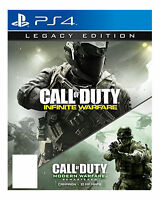 Call of Duty: Infinite Warfare Legacy Edition PS4  quick dispatch