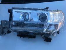 Toyota Landcruiser 200 series head lights (Left)
