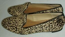 Dr Scholls Deltoro Speckled Pony Womens flats sz 6.5 medium