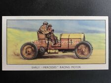 No.17 EARLY MERCEDES RACING MOTOR Transport Then & Now BY Teofani & Co.1939