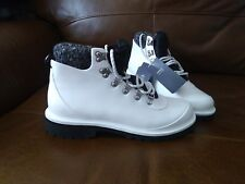 M&S Collection Stormwear White Walking Boots UK 6 EU 39 1/2 Brand NEW With Tags