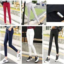 Unbranded Velvet Trousers for Women