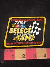 Exide NASCAR Richmond International Raceway Select Batteries 400 Patch 80NT