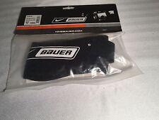 Nike Bauer NBH Neck Guard Black M Medium Hockey NIP