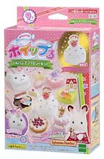 Epoch Calico Critters Whipple Cream DIY Kit Families Set W-90 Japan