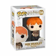 Funko Pop Vinyls Harry Potter 114 MIB Ron Weasley With Puking Slugs