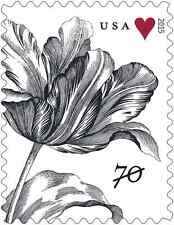 2015 70c Vintage Rose, Universal Symbol of Love Scott 4960 Mint F/Vf Nh