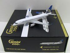 Gemini Jets United Express Embraer 175 1/200 G2UAL716