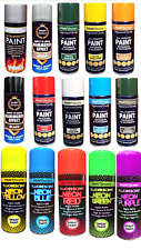 All Purpose Car Household Spray Paint for Interior & Exterior Metal Wood Plastic