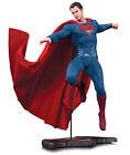 DC: Batman vs Superman: Dawn of Justice: SUPERMAN statue - RARE