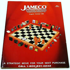 JAMECO ELECTRONIC COMPONENTS Computer Products 1996 CATALOG #963 Ham Radio Parts