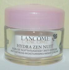LANCOME Hydra Zen Nuit Anti-Stress Moisturising Night Cream .5 OZ ~ Travel Size