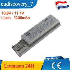 Pile Batterie pour Dell Latitude d620 d630 310-9081 312-0383 312-0384 - 5200mah
