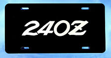 240Z DATSUN Aluminum License Plate, 6 inch x 12 inch, Custom gift