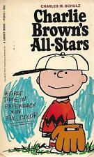 CHARLIE BROWN'S ALL-STARS by Charles Schulz (Paperback, 1966)