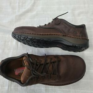 Red Wing men's oiled leather shoes 11 EE wide Worn Once